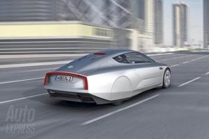Volkswagen XL1 :: 313 mpg..
